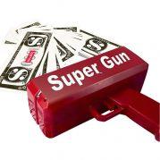 Money gun geld pistool cash cannon - inclusief nep geld
