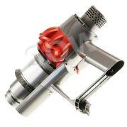Dyson v10 motor met cycloon klein reservoir grijs-rood 969596-03-1