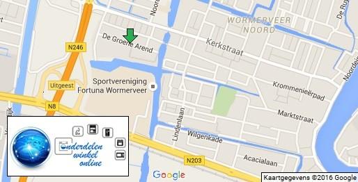 Onderdelen winkel online adres afbeelding wormerveer